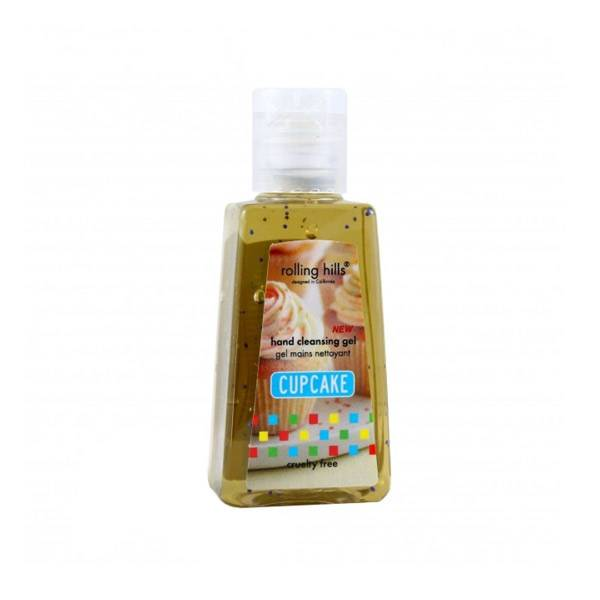 Rolling Hills Gel Mains Nettoyant Cupcake 30ml