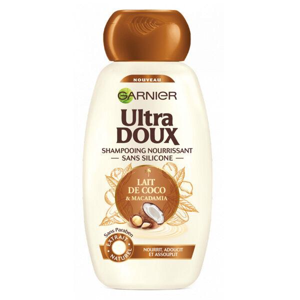 Garnier Ultra Doux Shampooing Nourrissant 250ml
