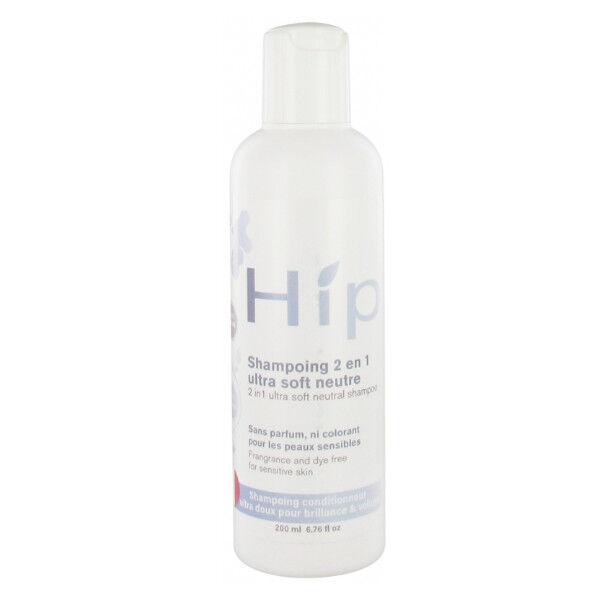 Hip Shampoing Ultra Soft Sans Parfum 200ml