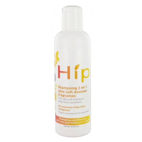 Hip Shampoing Ultra Soft Agrumes 200ml
