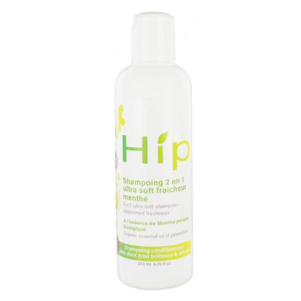 Hip Shampoing Ultra Soft Menthe 200ml