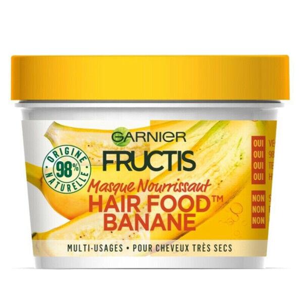 Garnier Fructis Hair Food Masque Nourrissant Banane 390ml