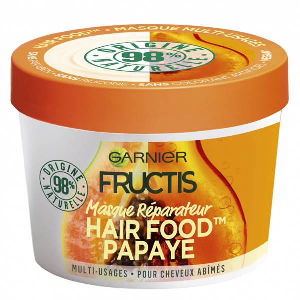 Garnier Fructis Hair Food Masque Réparateur Papaye 390ml