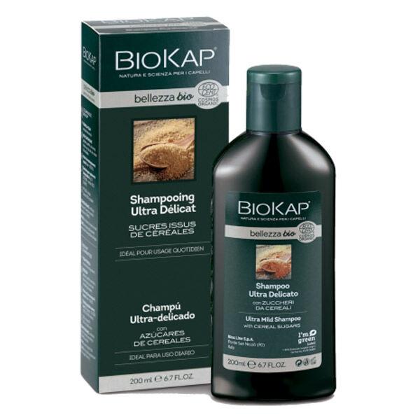 Biokap Shampooing Ultra Délicat Bio 200ml
