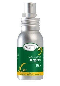 Le Comptoir Aroma Huile de Soin Végétale Argan 50ml