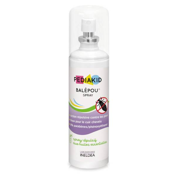 Pediakid Balépou Spray Flacon 100ml
