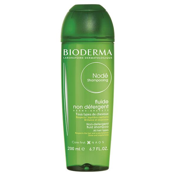 Bioderma Nodé Shampooing Fluide Doux Cheveux Normaux 200ml