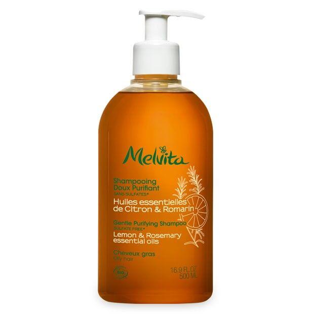 Melvita - Les Essentiels - Shampooing Doux Purifiant 500ml