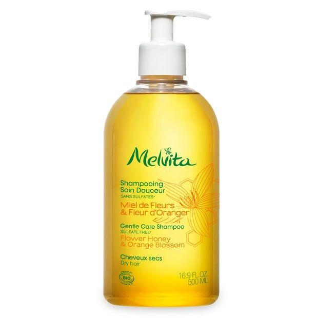 Melvita - Les Essentiels - Shampooing Doux Nourrissant 500ml