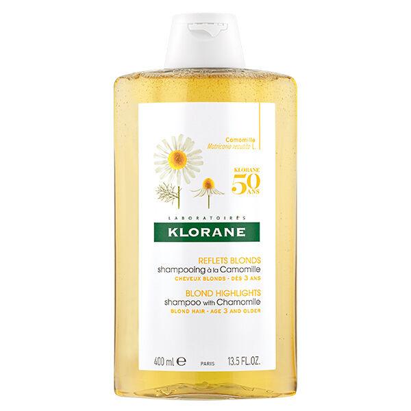 Klorane Camomille Shampooing Reflets Blonds 400ml
