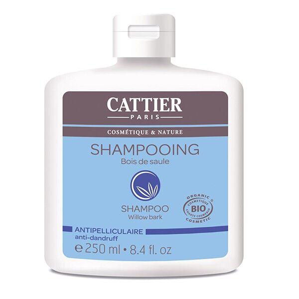 Cattier Shampooing Bois de Saule Antipelliculaire 250ml