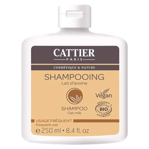 Cattier Shampooing Lait d'Avoine Usage Fréquent 250ml