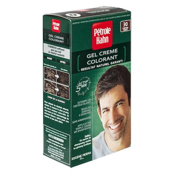 Petrole Hahn Crème Colorante Douce Sans Ammoniaque n°30 Châtain Foncé