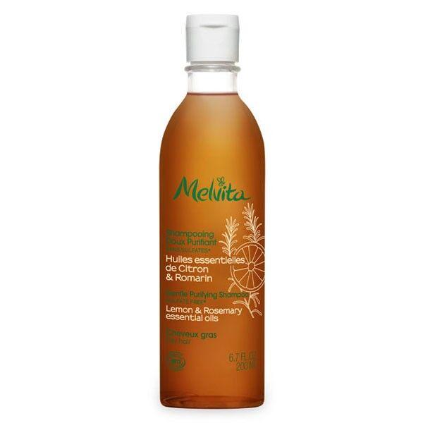 Melvita - Les Essentiels - Shampooing Doux Purifiant 200ml