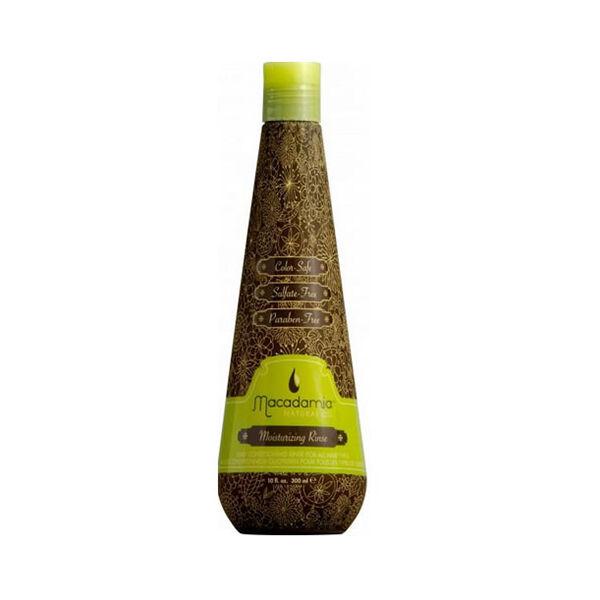 Macadamia Shampooing Hydratant pour Cheveux Secs et Abimés 1L