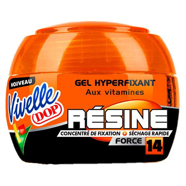Dop Vivelle Dop Gel Coiffant aux Vitamines Hyperfixant Fixation Résine Force 14 150ml