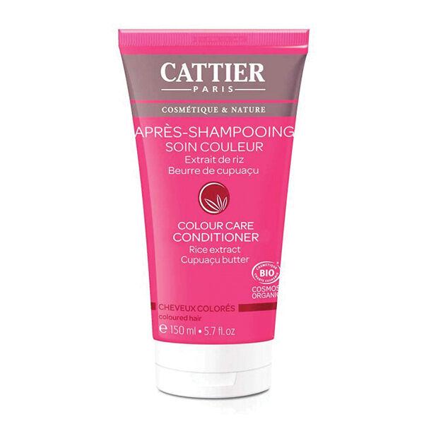 Cattier Après-Shampooing Soin Couleur Bio 150ml
