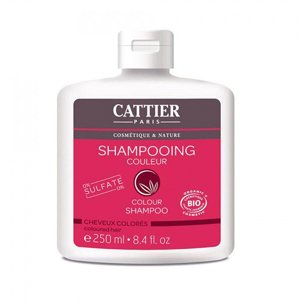 Cattier Shampooing Couleur Bio 250ml
