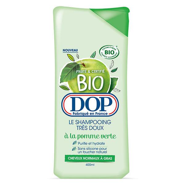Dop Bio Shampooing Très Doux Bio à la Pomme Verte 400ml