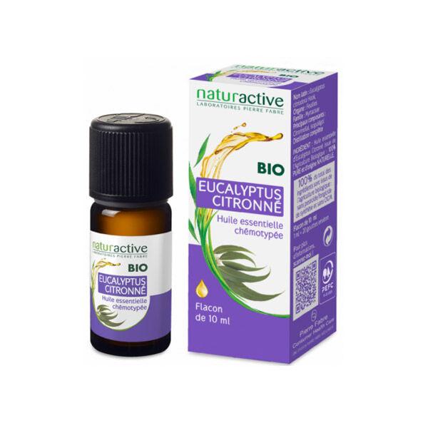 Naturactive Huile Essentielle Bio Eucalyptus Citronné 10ml