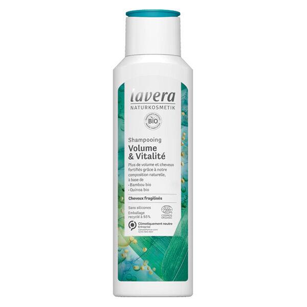Lavera Shampooing Volume & Vitalité Bio 250ml
