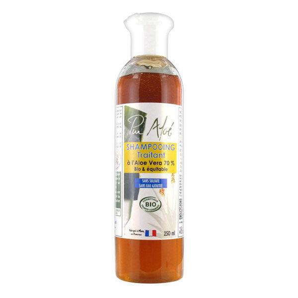 Pur Aloé Shampooing Traitant Aloé Vera 70% 250ml