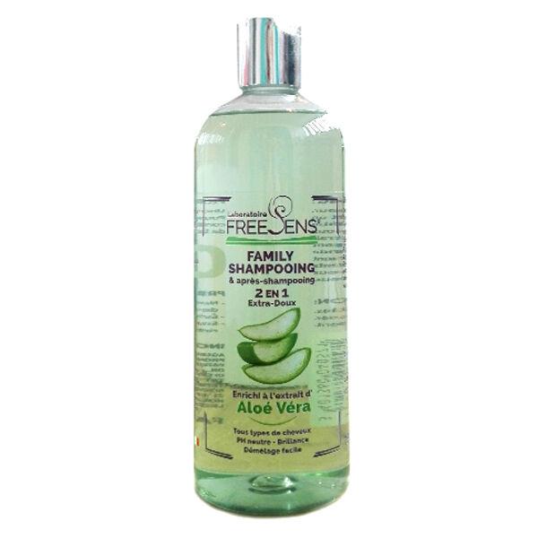 Freesens Family Shampooing Aloe Vera 750ml