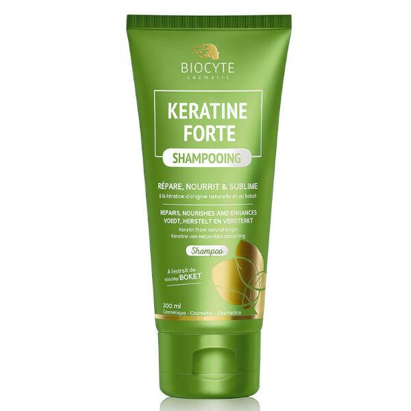 Biocyte Keratine Forte Shampooing 200ml + 1 Après Shampooing 200ml Offert