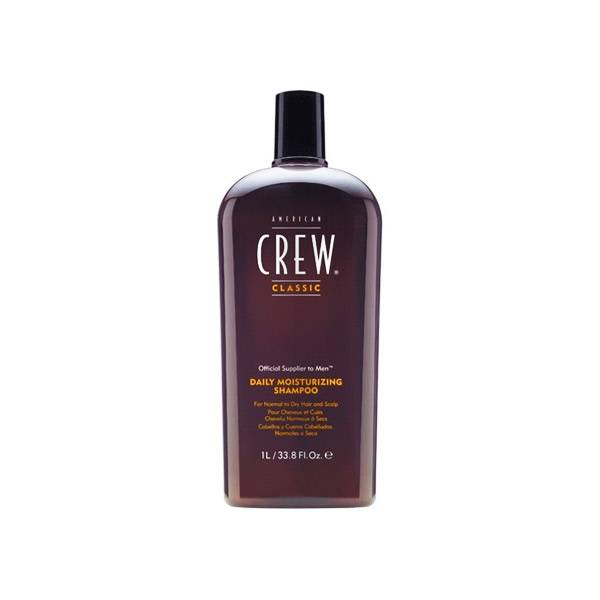 American Crew Classic Shampooing Cheveux Normaux à Secs 1L