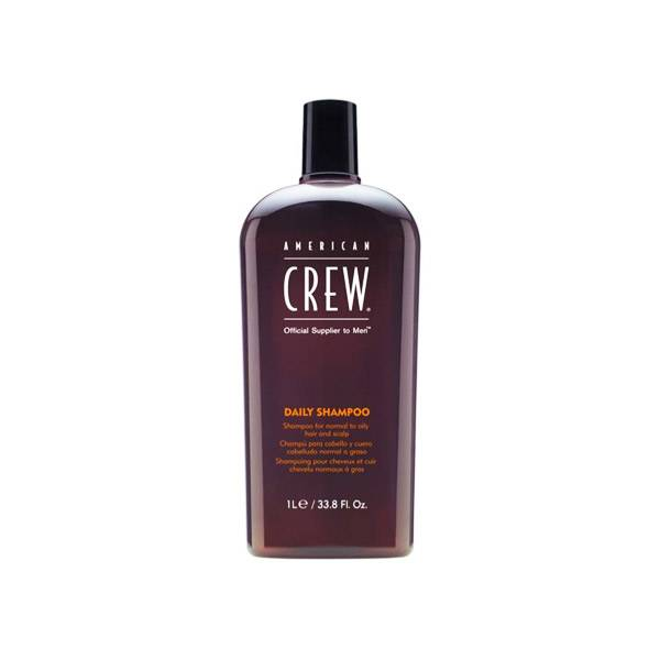 American Crew Classic Shampooing Cheveux Normaux à Gras 1L