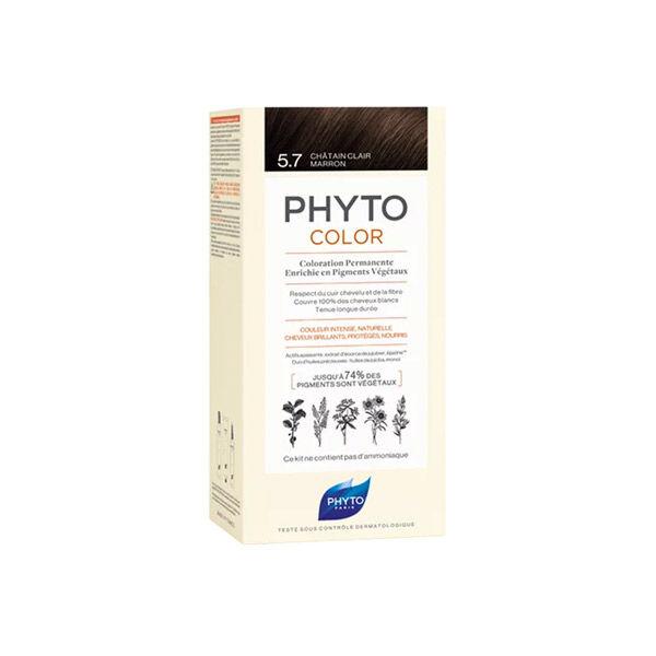Phyto Color 5,7 Châtain Clair Marron