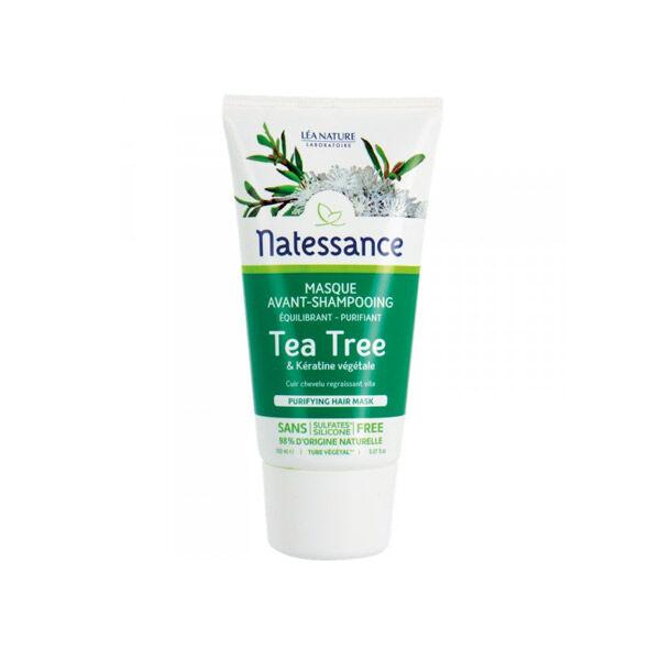 Natessance Masque Avant Shampooing Tea Tree 150ml