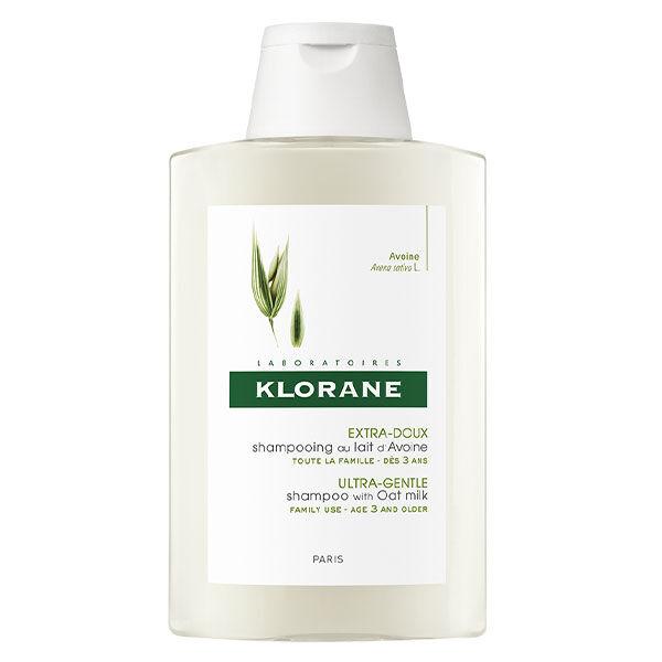 Klorane Lait d'Avoine Shampooing Extra-Doux 200ml