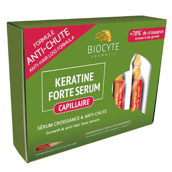 Biocyte Keratine Forte Serum 5 ampoules
