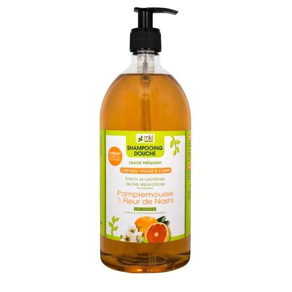 MKL Green Nature Shampooing - Douche 'Pamplemousse - Nashi' 1L