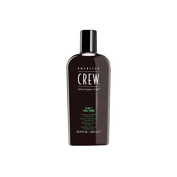 American Crew Classic 3-en-1 Tea Tree 450ml