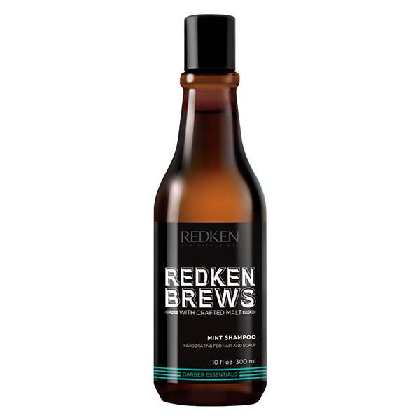 Redken Brews Shampoing à la Menthe 300ml