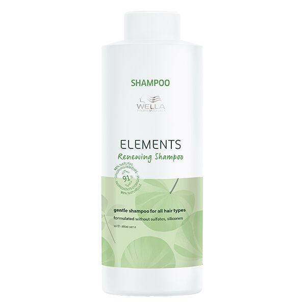 Wella Professionals Elements Shampoing Régénérant 1L
