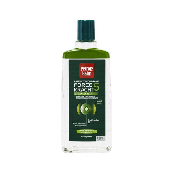 Petrole Hahn Vert Lotion Tonique Force 5 Vitalité Cheveux Normaux 300ml