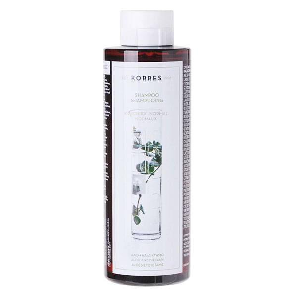Korres Capillaire Shampooing Cheveux Normaux 250ml