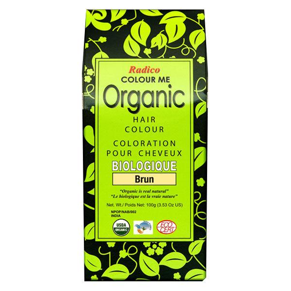 Radico Coloration Végétale Bio Brun 100g