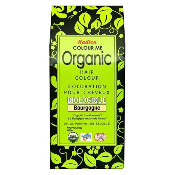 Radico Coloration Végétale Bio Bourgogne 100g
