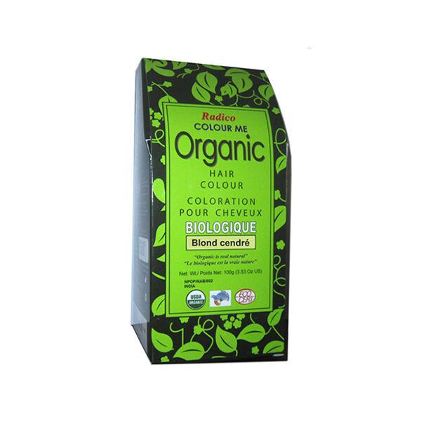 Radico Coloration Végétale Bio Blond Cendré 100g