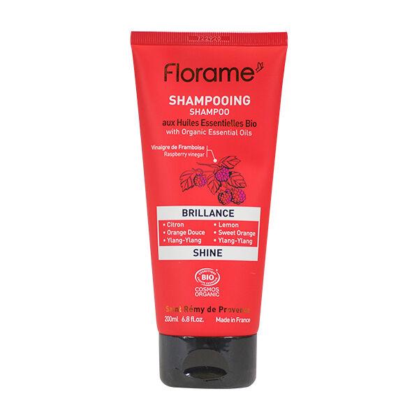 Florame Cheveux Shampooing Brillance Bio 200ml