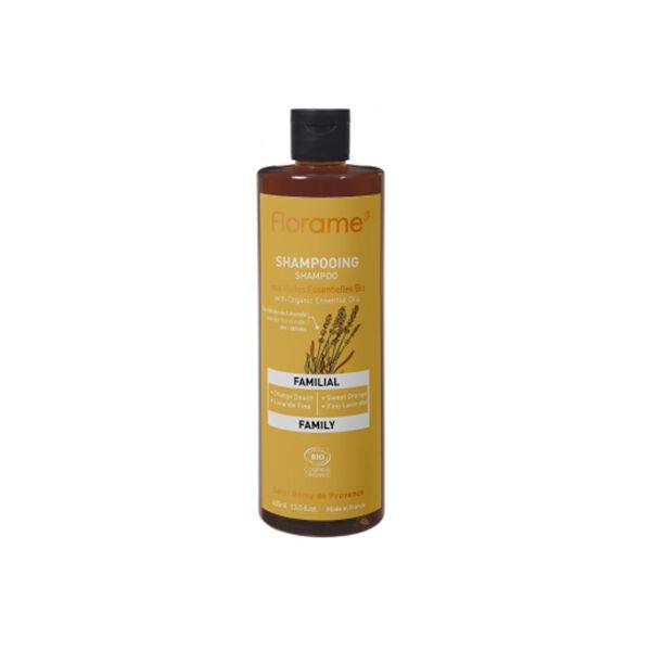 Florame Cheveux Shampooing Familial Bio 400ml