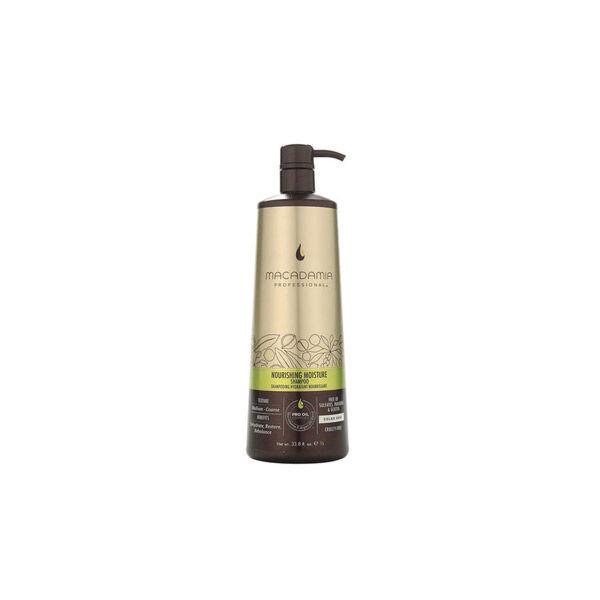 Macadamia Nourishing Moisture Shampooing Cheveux Secs 1L