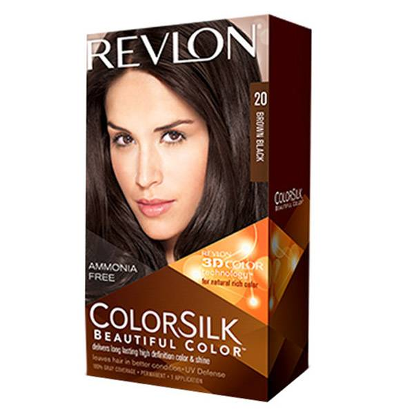 Revlon Colorsilk Brun Noir 20