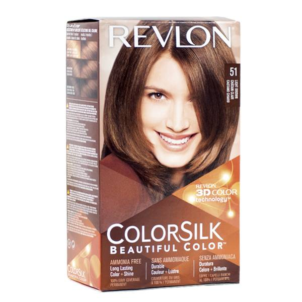 Revlon Colorsilk Chatain Clair 51