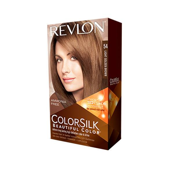 Revlon Colorsilk Chatain Doré Clair 54