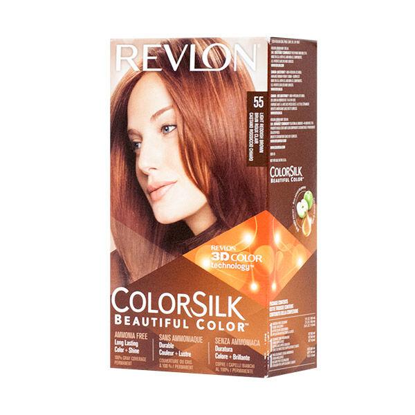 Revlon Colorsilk Brun Roux Clair 55